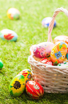 Sacs de Pâques